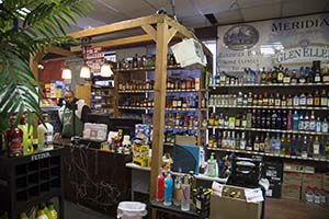 Over one thousand kind of liquor items